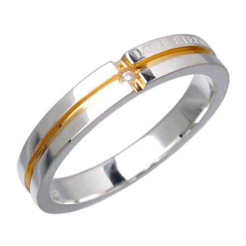 PMR ピーエムアール エターナル ラヴァーズ ダイヤモンド シルバー リング 指輪