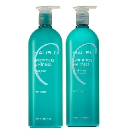 MALIBU C Swimmers Wellness Shampoo and Conditioner