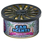 California Scents Arctic Ice -Car Scent Air Freshener