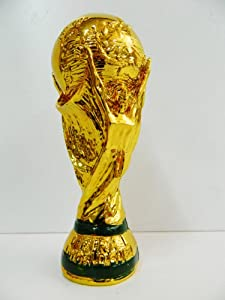 Trophée résine football coupe du monde Football 13 cm