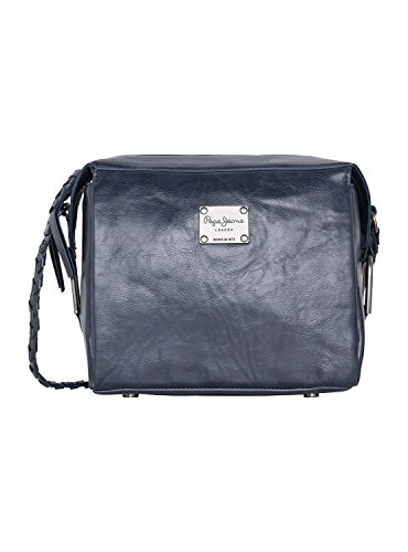 Pepe Jeans PL030675C592, Borsa a spalla donna blu Taglia unica