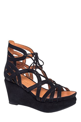 Joy Platform Wedge Sandal