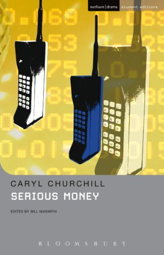 Serious Money: Student Edition (Methuen Student Editions)