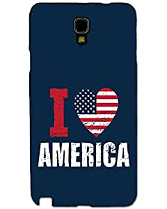 Webplaza Samsung Galaxy Note 3 Back Cover Designer Hard Case Printed Cover