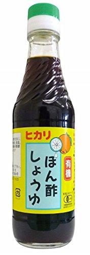 Organic vinegar soy sauce 250 ml
