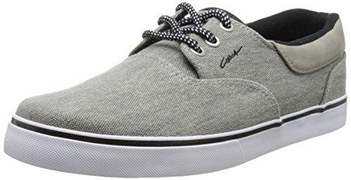 C1RCA Valeo SE Skate Shoe, Grey/Black, 9.5 M US