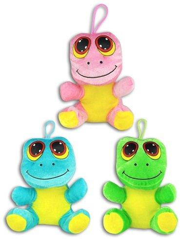 Big Eyed Plush Frog
