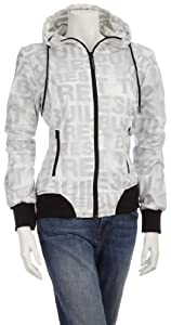 Eastpak Women's Julia Sports Jacket BTR Print EA796B94 X-Small