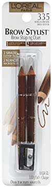 LOreal Paris Brow Stylist Custom Brow Shaping Pencil Medium