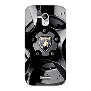 Special Lm Wheel Back Case Cover for Micromax Canvas HD A116