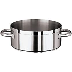 Paderno World Cuisine Grand Gourmet Stainless-steel 10-1/2-Quart Rondeau