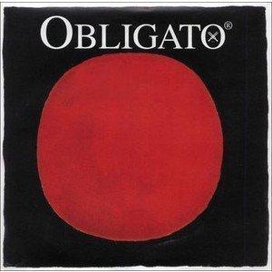 OBLIGATO オブリガート 分数バイオリン弦セット (3/4+1/2)