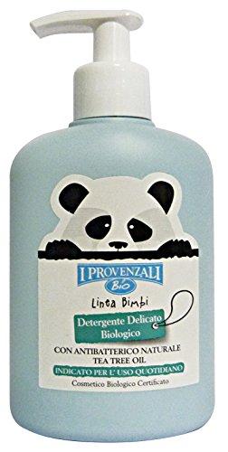 I PROVENZALI Bimbi Detergente Delicato Bio 200 Ml. Linea Bimbo