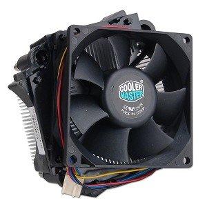 Cooler Master Socket 775 Copper Core Heat Sink & Fan (12 Volt Heat Fan compare prices)