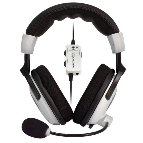 Ear Force X11 Amplified Stereo Headset with Chat