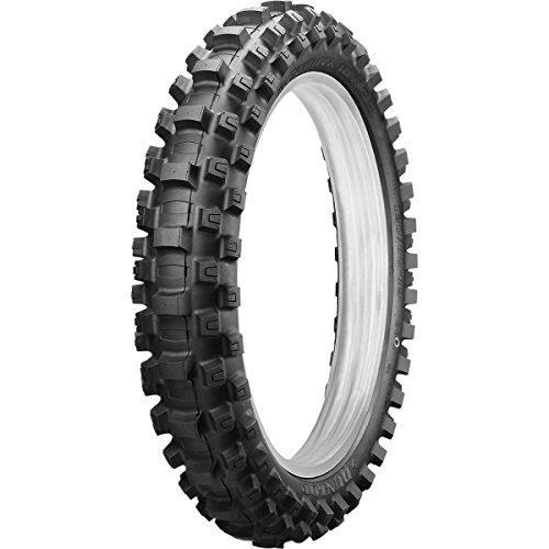 Dunlop Geomax MX32 Soft/Intermediate Rear Tire - 70/100-10, Position: Rear, Rim Size: 10, Tire Application: Soft, Tire Size: 70/100-10, Tire Type: Offroad, Load Rating: 41, Speed Rating: J 32MX-68