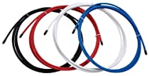 SRAM 5mm Slickwire Mountain Bike Brake Cable Kit (White)