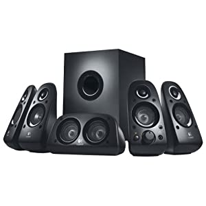 Logitech Z506 Altavoces Surround Sound 5.1