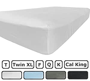 twin xl fitted sheet only 300 thread count 100 egyptian cotton flat sheets. Black Bedroom Furniture Sets. Home Design Ideas