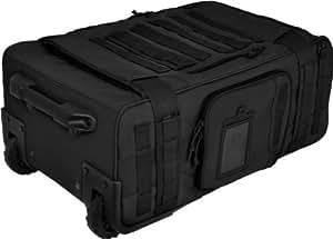 Hazard 4 Air Support Valise renforcée à roulettes Noir 58cm