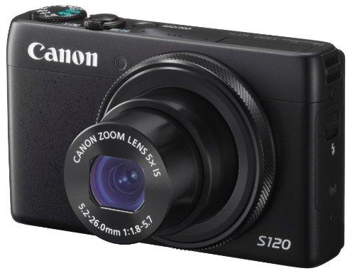 Canon デジタルカメラ PowerShot S120