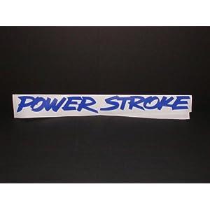 power stroke diesel windshield