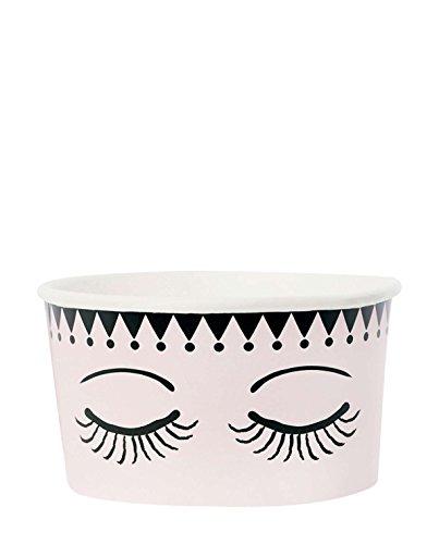 Miss sundae avec cuillère-eyes & dots