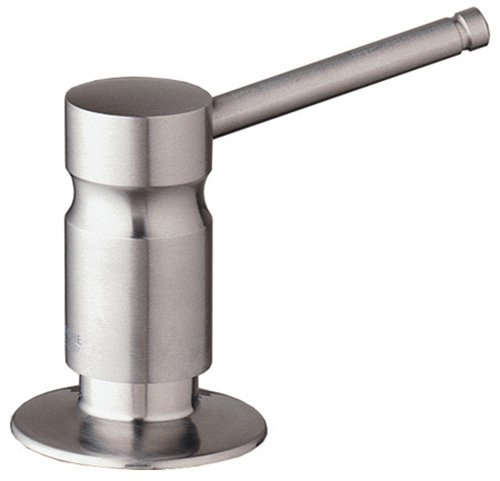 Grohe 28 857 SD0 In Sink Soap/Lotion Dispenser, RealSteel Stainless Steel