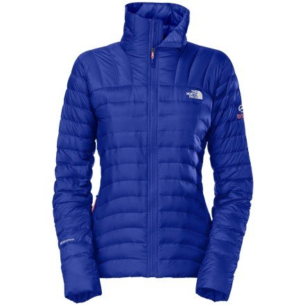 The North Face Thunder Micro Down Jacket - Women's Marker Blue, XL (Thunder Micro Jacket compare prices)