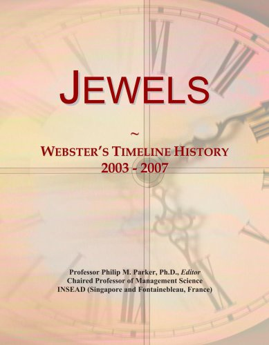 jewels-websters-timeline-history-2003-2007