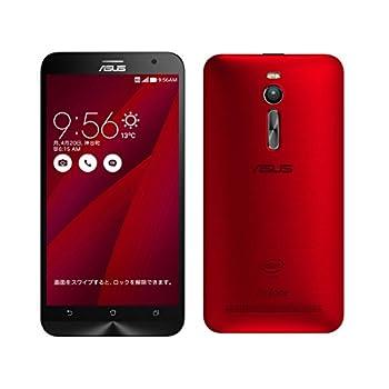ASUS ASUS ZenFone 2 (ZE551ML-RD32S4) 32GB Red 【RAM4GB 国内版 SIMフリー】