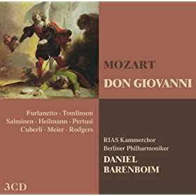 "Don Giovanni : Act 2 ""Eccomi a voi"" [Donna Elvira, Don Giovanni, Leporello]"