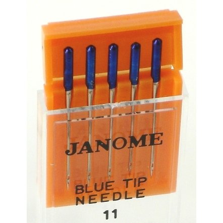 Best Buy! Janome Blue Tip Needles for All Janome Models