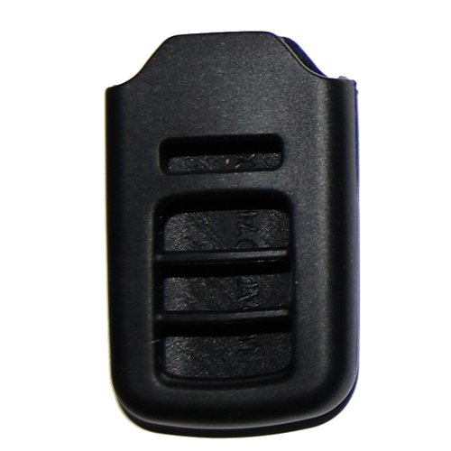 2013 2014 2015 2016 Honda Accord with Smart Key Silicone Rubber Keyless Remote Cover Black (Honda Leather Key Fob compare prices)