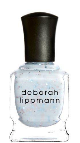Deborah Lippmann Nail Lacquer, Glitter In The Air, 0.5 Ounce