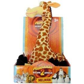 Stuffed animals amp plush madagascar escape 2 africa melman plush