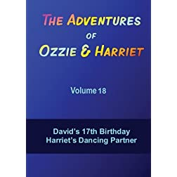 Ozzie & Harriet [Volume 18]