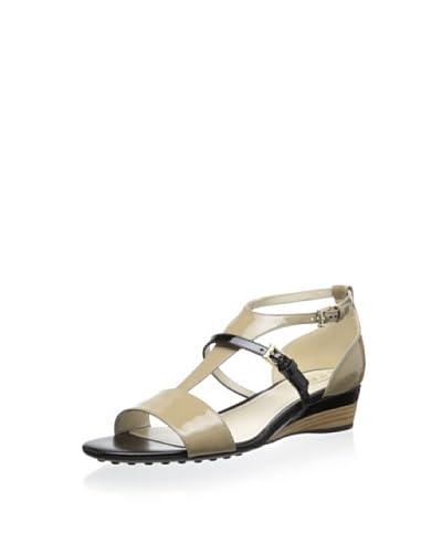 Tod's Women's Wedge Sandal