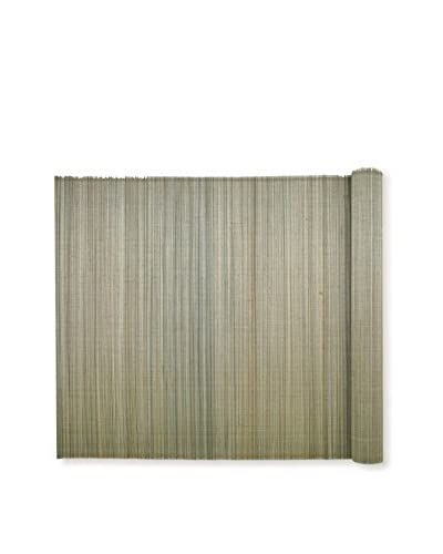 Canvas Home Bamboo Runner, Seafoam