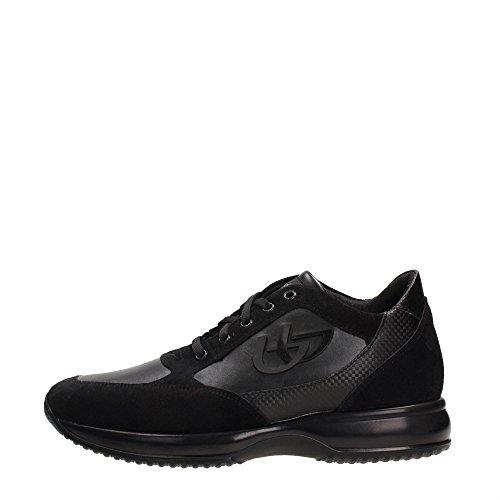 Blu Byblos 667254 Sneakers Uomo Ecopelle NERO NERO 41