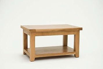 Rustic Grange Devon quercia medio tavolino
