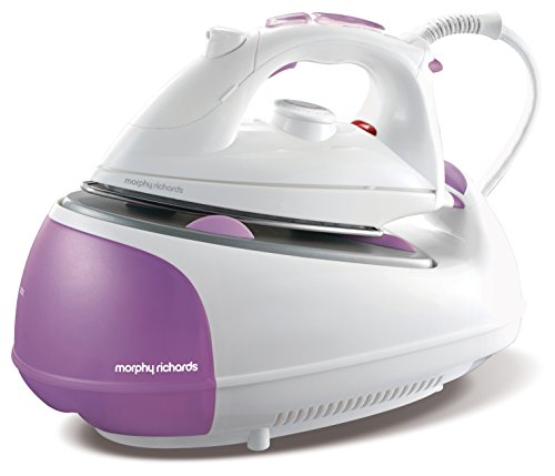 Morphy Richards 333020 Jet Steam Generator, 2200 W, Pink/White