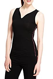 Cool & Fresh� Cotton Rich Fitness Vest with StayNEW� [T51-13015-S]