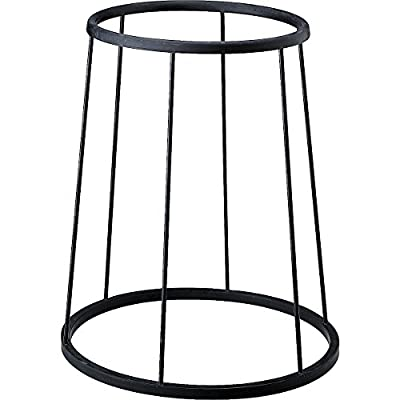 REMO Lightweight Djembe Floor Stand, Black, Fits All Size Djembes