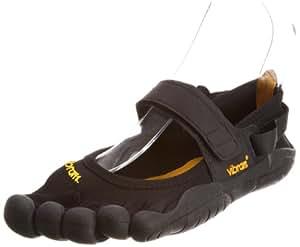 Vibram Fivefingers Women 'Sprint' Water Shoes, Black/Black, EU 37