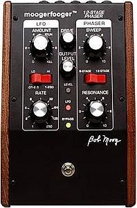 Moog Music MF103 Moogerfooger Twelve Stage Phaser Pedal