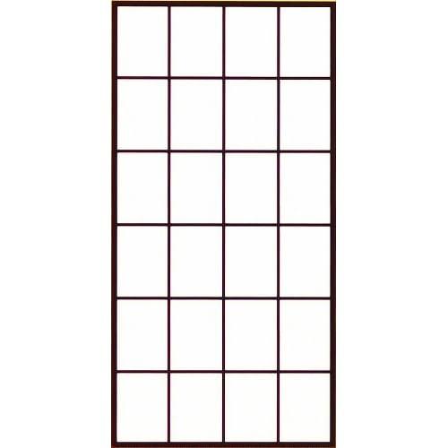 アサヒペン 超強プラスチック障子紙 94cm×2.15m 無地 6811