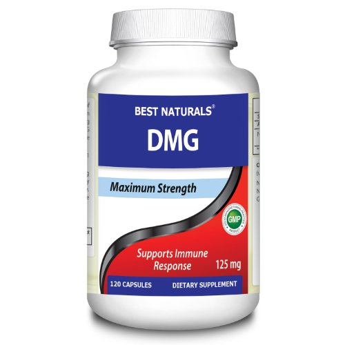 #1 Dmg 125 Mg 120 Capsules By Best Naturals