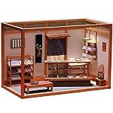 和風ミニチュアアート創作楽座 和菓子撰華 1/12木製組み立てキット