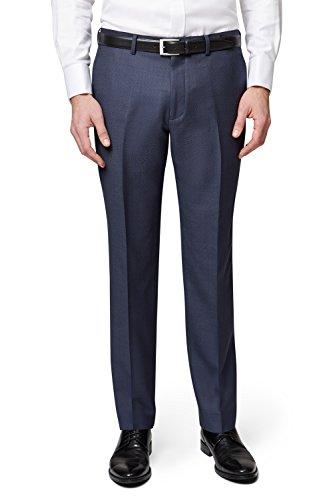ermenegildo-zegna-cloth-mens-regular-fit-blue-birdseye-suit-trousers-30s-blue